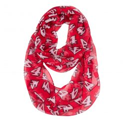 Kevin Harvick Stewart-Haas Racing Ladies Red Infinity Scarf