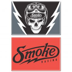 SMOKE FRIDGE MAGNETS