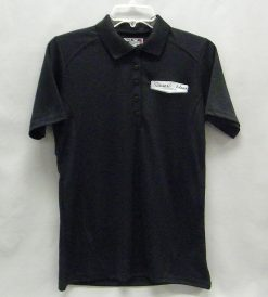 SHR BLACK LADIES POLO