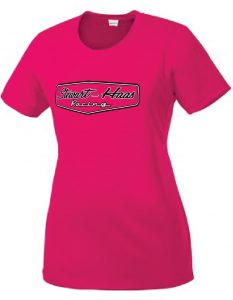 Exclusive Stewart-Haas Racing Ladies Sport Tek Tee
