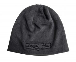 SHR CHARCOAL FLEECE BEANIE