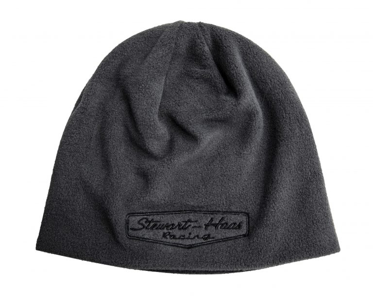 Exclusive Stewart-Haas Racing  Charcoal Fleece Beanie