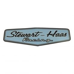 Exclusive Stewart-Haas Racing Logo Decal