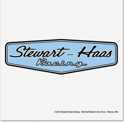 Exclusive Stewart-Haas Racing Multi-Use Decal