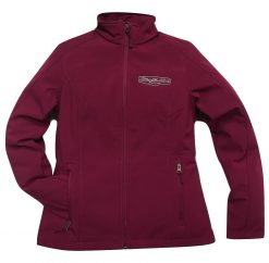 Exclusive Stewart-Haas Racing Ladies Magenta Jacket