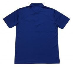 SHR MEN'S BLUE POLO SHIRT