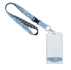 SHR LANYARD/CREDENTIAL HOLDER