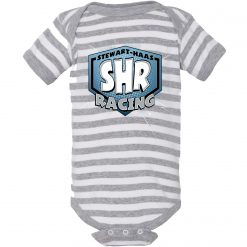 SHR Grey Stripe Onesie