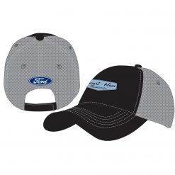 SHR BLACK/GREY HAT
