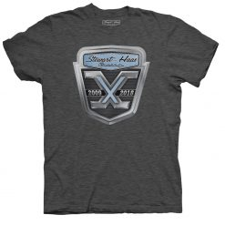 Exclusive Stewart-Haas Racing 10 Year Anniversary Tee
