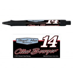 Clint Bowyer Stewart-Haas Racing Gripper Pen