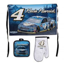Kevin Harvick Busch Stewart-Haas Racing Bar-B-Que Set