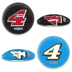 Kevin Harvick Stewart-Haas Racing Sport Dott Magnets