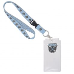 SHR 10 Year Anniversary Credential Holder