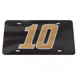 Aric Almirola Car Number Stewart-Haas Mirror License Plate