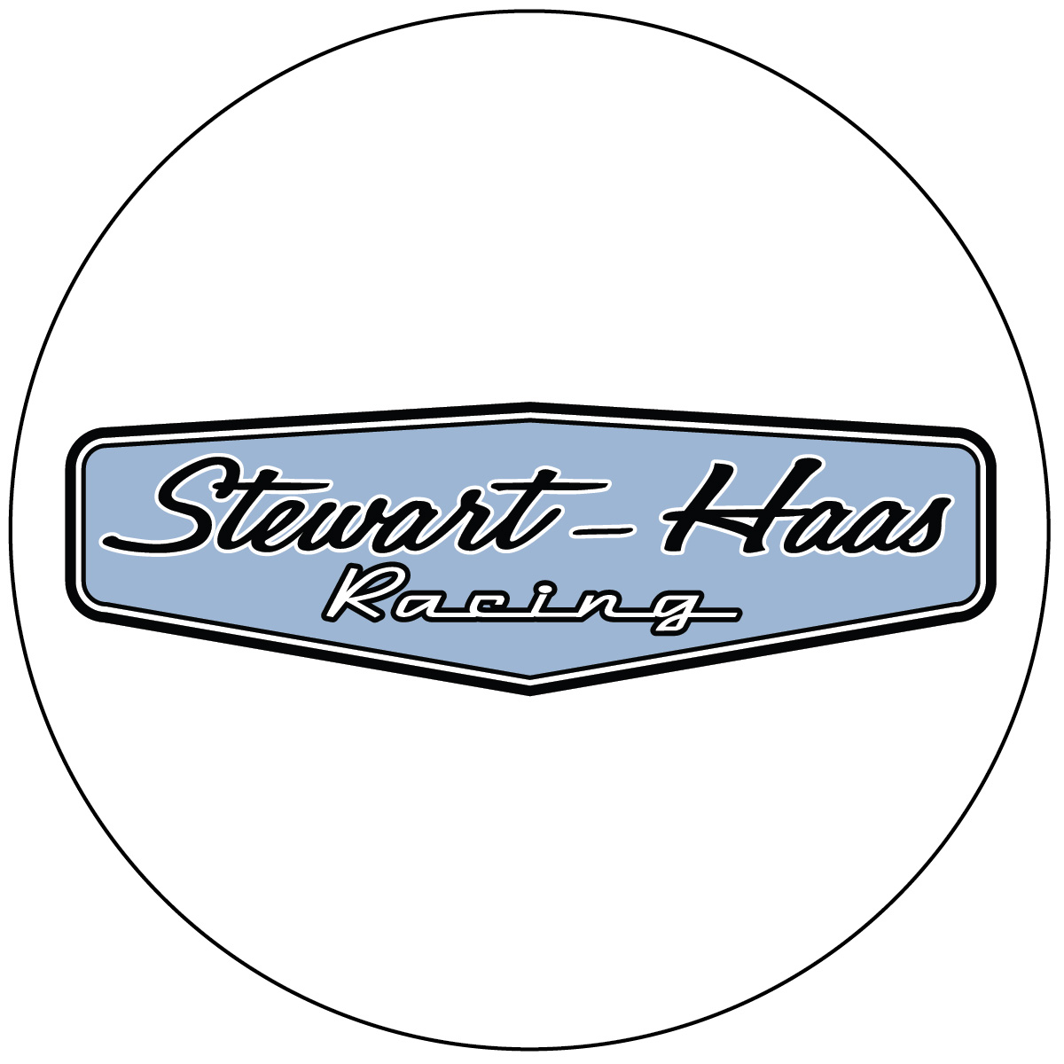 "Exclusive Stewart-Haas Racing 4"" Round Paper Coasters"