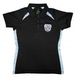 Exclusive Stewart-Haas Racing 10 Year Anniversary Ladies Polo Shirt