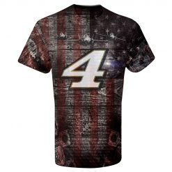 KH '18 AMERICAN SUBLIMATED TEE