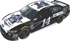 CB 2018 Ford Hall of Fans 1/24 HO AUTOGRAPHED