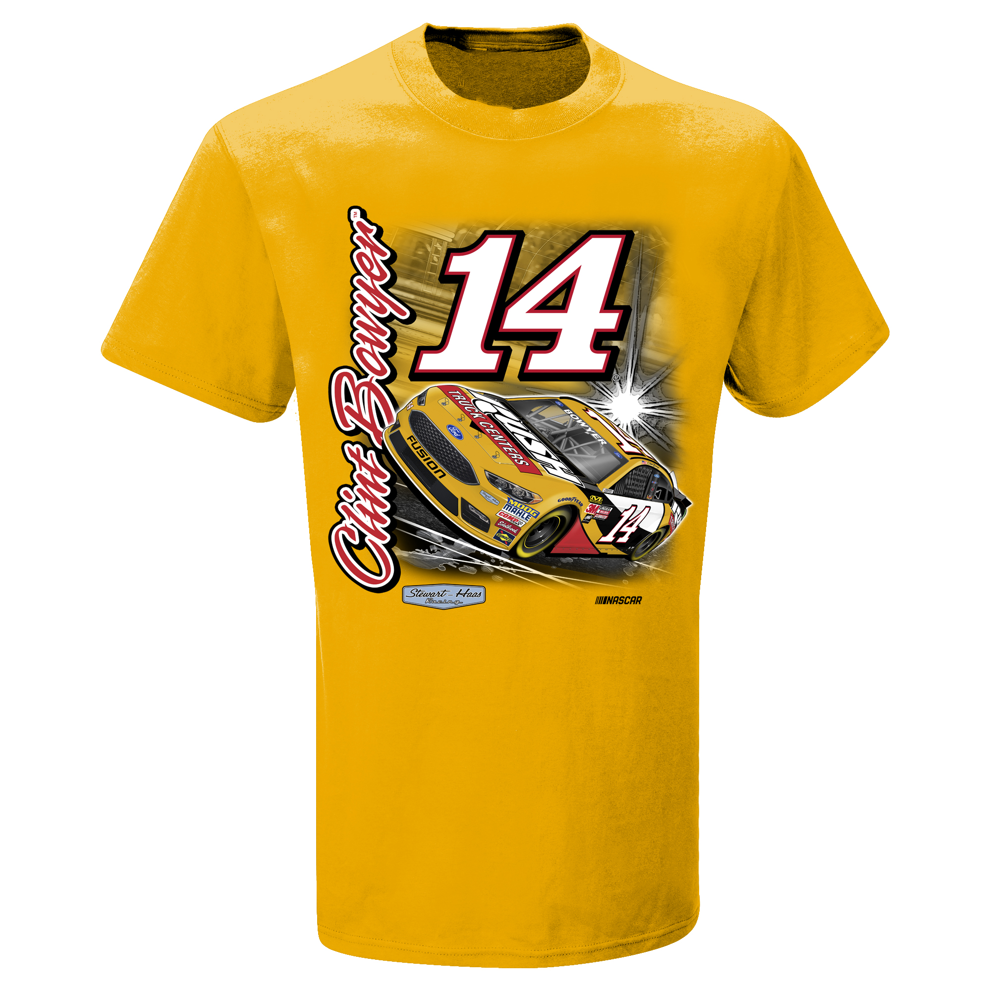 Clint Bowyer 2018 Rush Truck Centers Stewart-Haas Racing Youth Tee