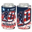 Aric Almirola 2018 Stewart-Haas Racing Patriotic Can Cooler