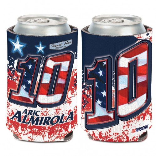 AA 2018 Patriotic Can Cooler