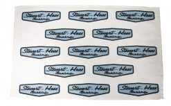 Exclusive Stewart-Haas Racing 16X25 Sublimated Towel