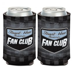 Exclusive Stewart-Haas Racing Fan Club Can Cooler