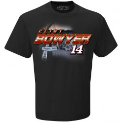 Clint Bowyer 2019 Stewart-Haas Racing Schedule Tee
