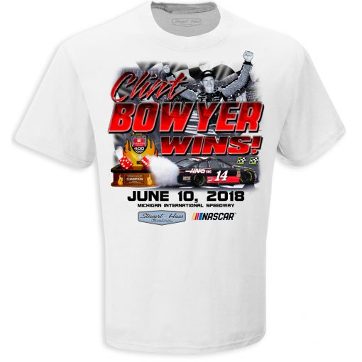 CB 2018 Haas Michigan Win Tee