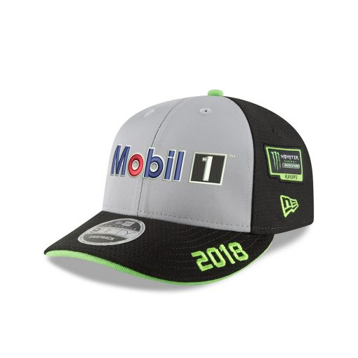KH 2018 Playoff New Era Mobil 1 Hat