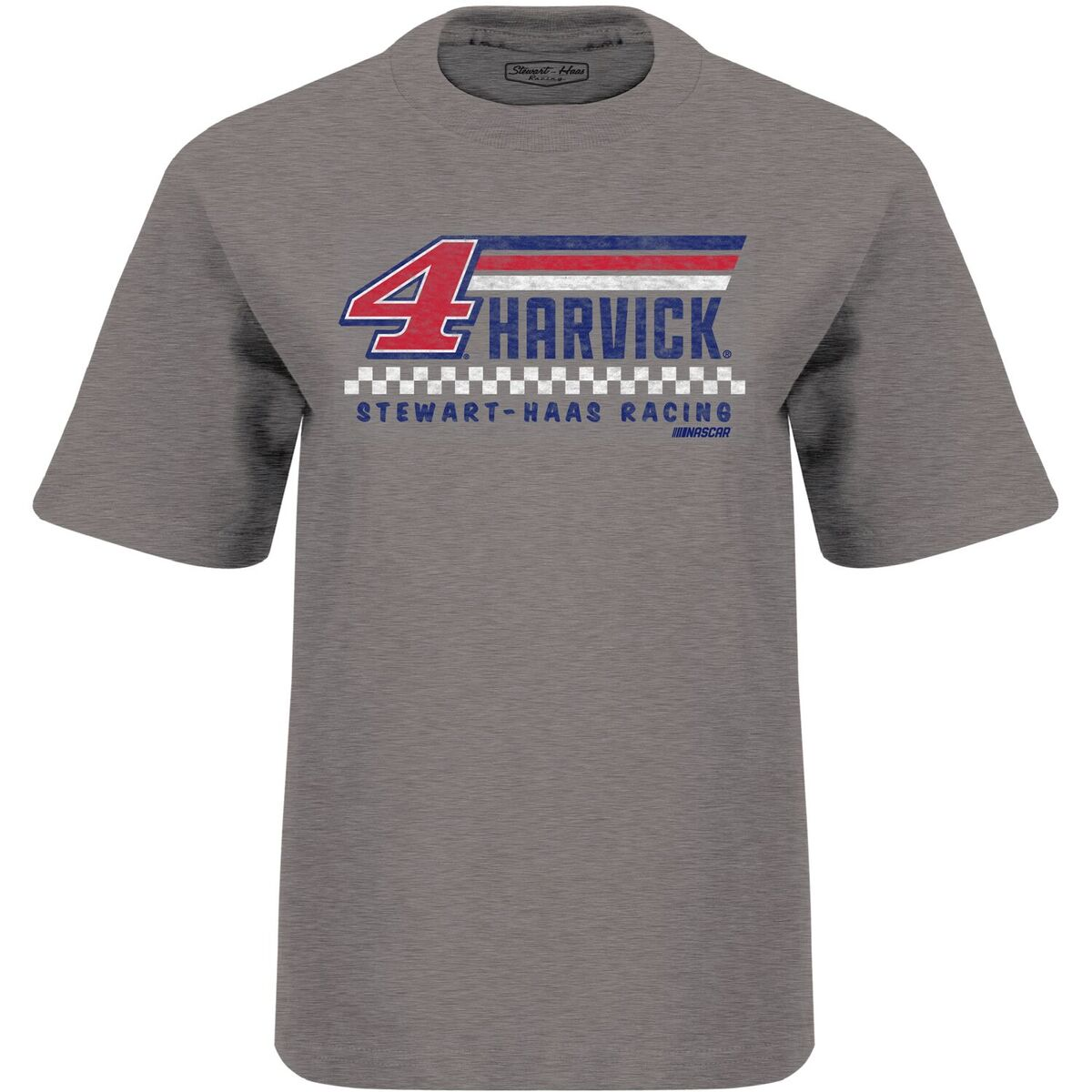 Kevin Harvick 2018 Youth Stewart-Haas Racing Darlington Throwback Graphic Tee