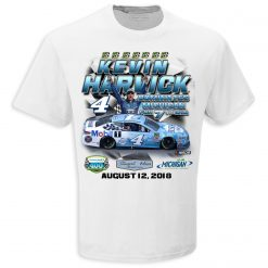 KH 2018 Busch Light/Mobil 1 Michigan Win Tee