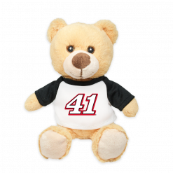 Cole Custer Zoovenir Exclusive Stewart-Haas Racing Teddy Bear #41