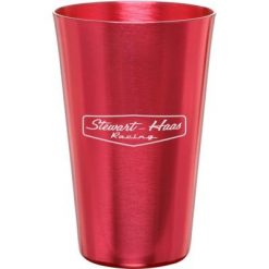 Exclusive Stewart-Haas Racing Red Aluminum 16oz Cup