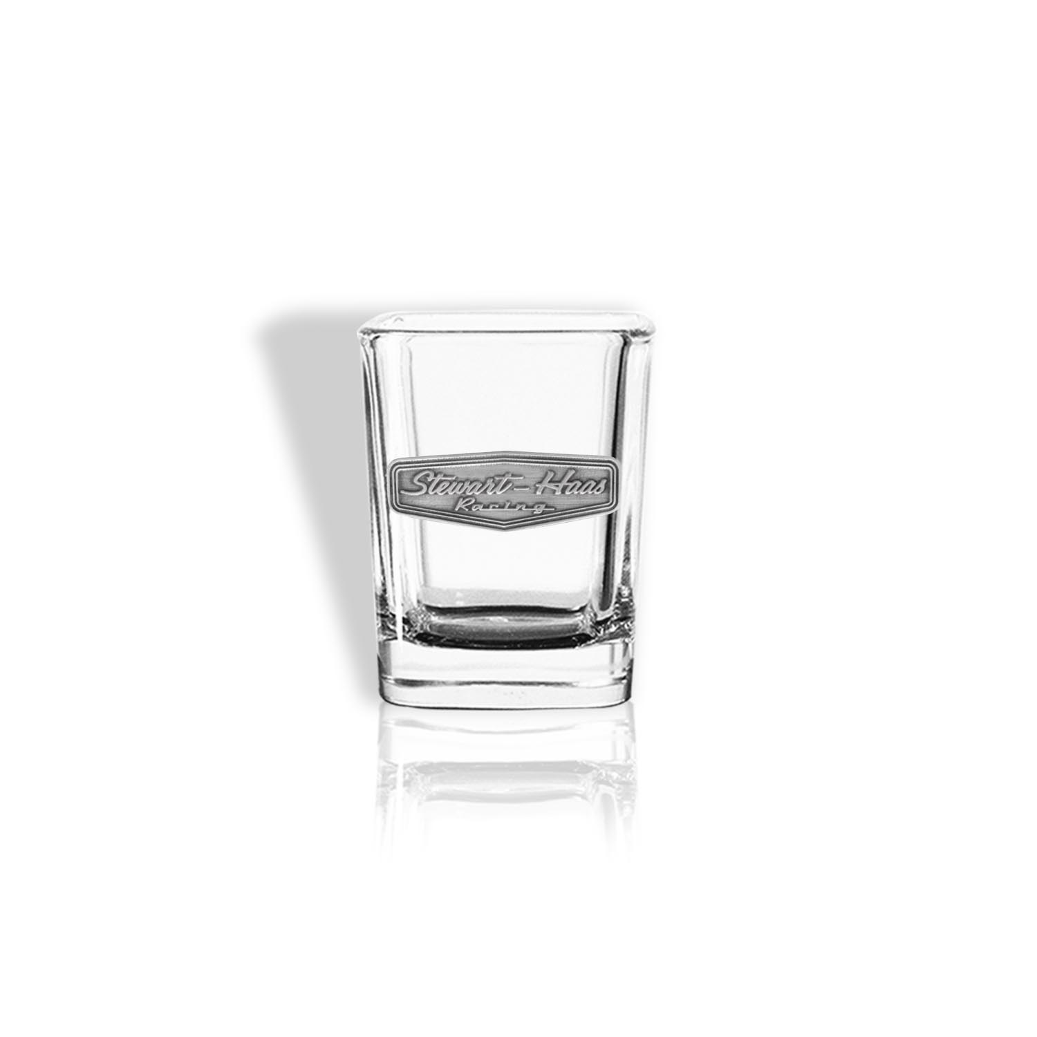 Exclusive Stewart-Haas Racing Square Shot Glass