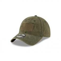CB 2019 New Era Americana Military Washed Hat