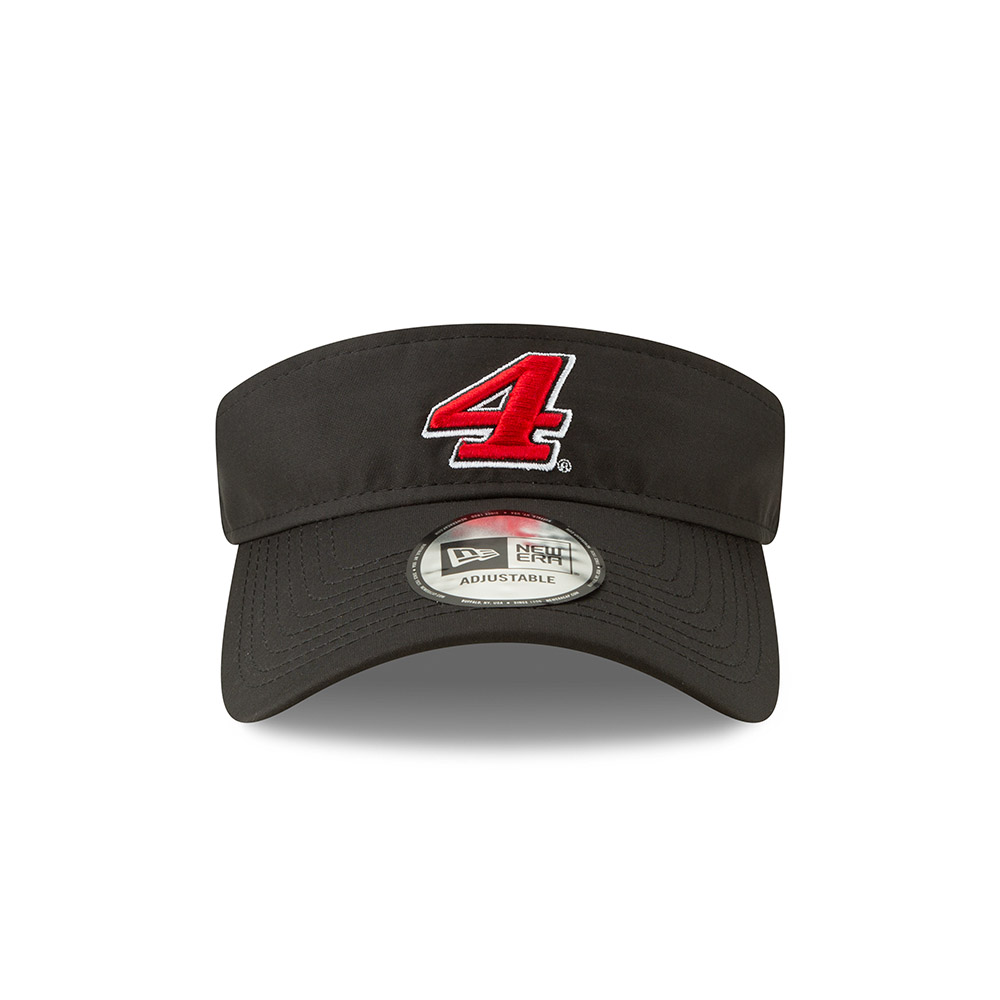 Kevin Harvick 2019 New Era Jimmy John's Stewart-Haas Racing Visor