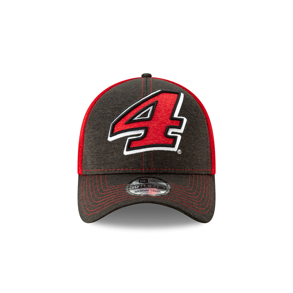 Kevin Harvick 2019 New Era Jimmy John's Stewart-Haas Racing Tonal Shade Hat