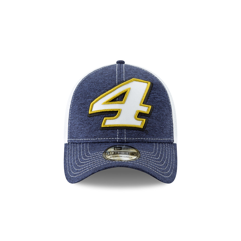 Kevin Harvick 2019 New Era Busch Stewart-Haas Racing Tonal Shade Hat