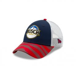 Kevin Harvick 2019 New Era Busch Stewart-Haas Racing American Salutes Hat