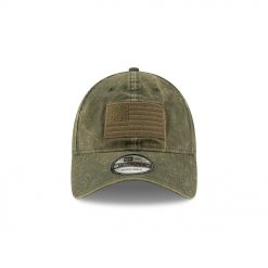 KH 2019 New Era Americana Military Washed Hat