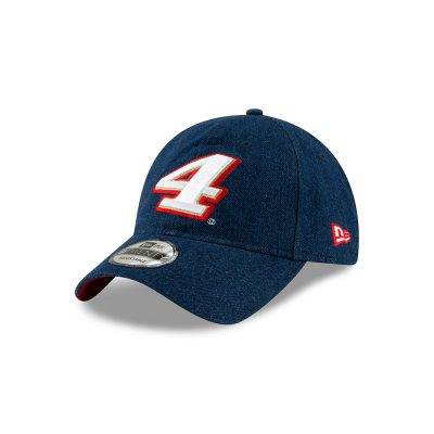 Kevin Harvick 2019 New Era Americana Stewart-Haas Racing Denim Hat