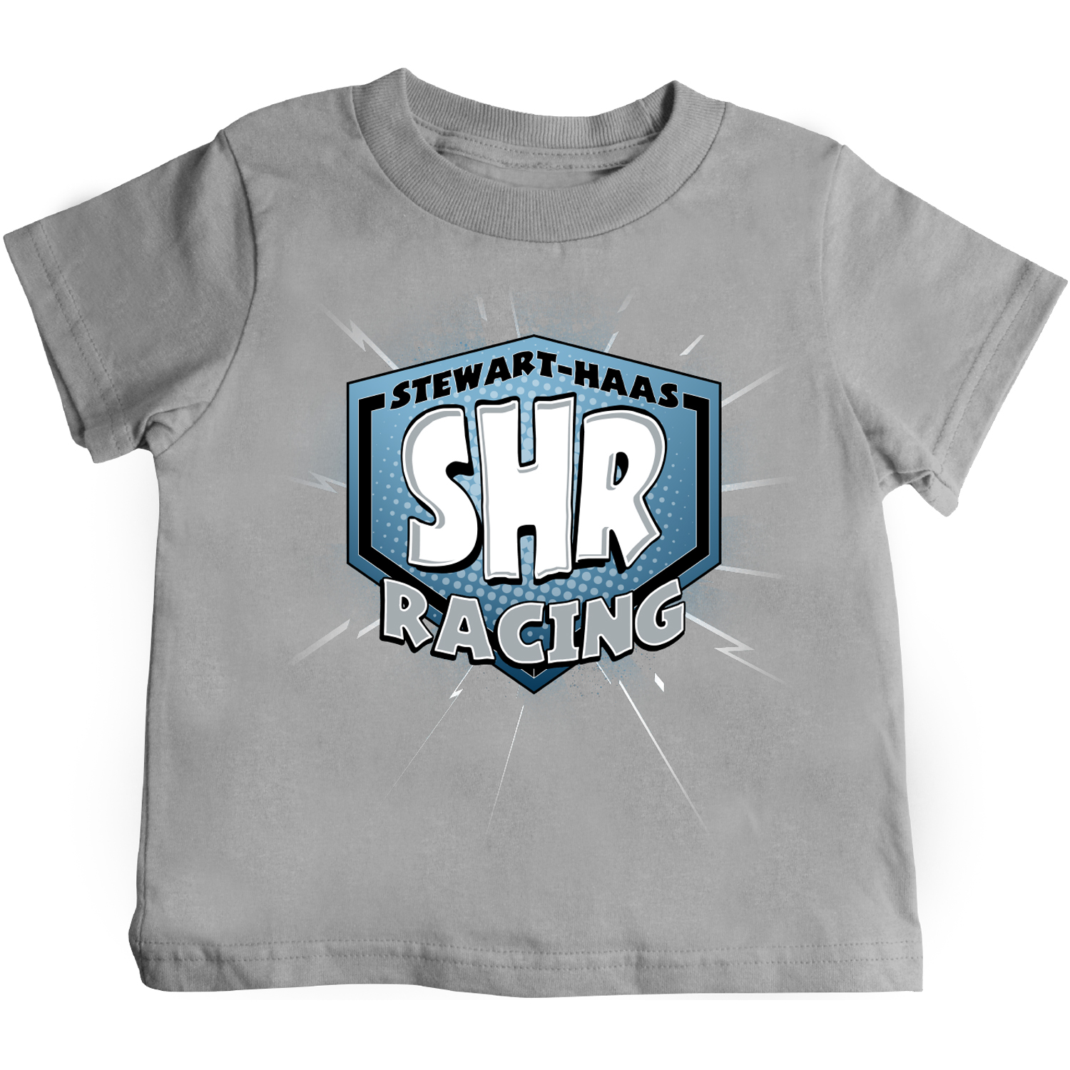 Exclusive Stewart-Haas Racing Toddler Tee Shirt