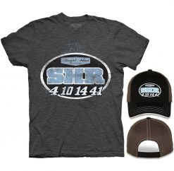 Exclusive Stewart-Haas Racing All Driver Numbers Hat & Tee Set
