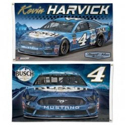 KH 2019 Busch 3X5 2 Sided Flag