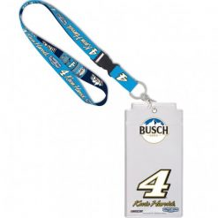 Kevin Harvick 2019 Busch Stewart-Haas Racing Lanyard with Buckle