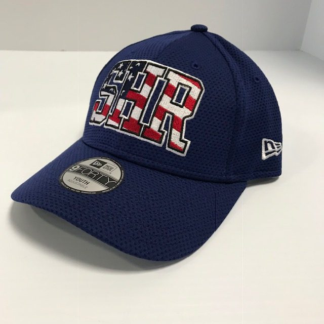 Exclusive Stewart-Haas Racing New Era Youth Stars & Stripes Hat