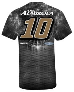 Aric Almirola Smithfield Stewart-Haas Racing Youth Sublimated Tee