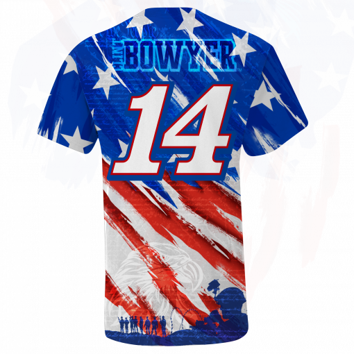 CB 2019 American Sublimated Tee